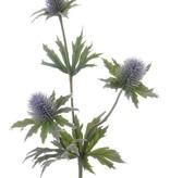 Distel met 3 bloemen,  40cm