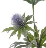Distel mit 3 Blumen, 40 cm