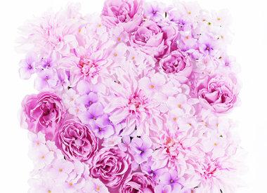 Blumenwände