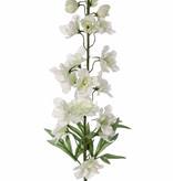 Delphinium (Rittersporn) 'GardenArt', 18 Blüten, 7 Knospen, 3 Blätter, 91cm