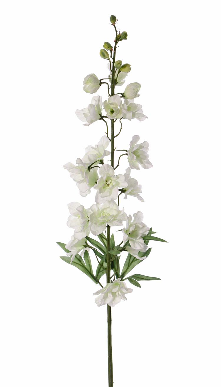 Delphinium  'GardenArt', 18 flowers, 7 buds,  3 lvs., 91cm
