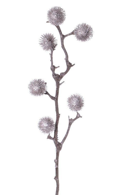 Distel decotak medium x3, 6 distelaren (Ø 4cm), 80cm