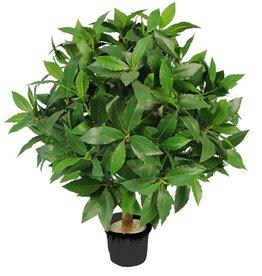 Laurel tree (Laurus), 666 leaves, 35cm, UVsafe