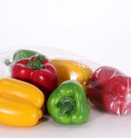 Paprika colourmix, 3 pieces in polybag, 7 x 7,5cm