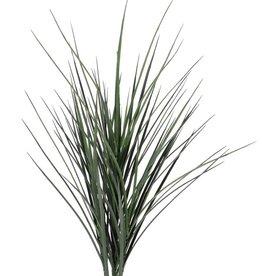 Penacho de hierba medium x4, 76 hojas, 50 cm - resistente al fuego