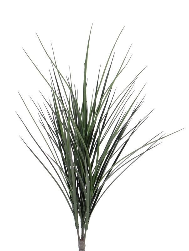 Grasbusch medium, 4 Verzweigungen, 76 Grashalme, 50cm - schwer entflammbar