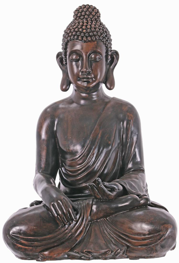 Buddha sitting 49cm - special offer