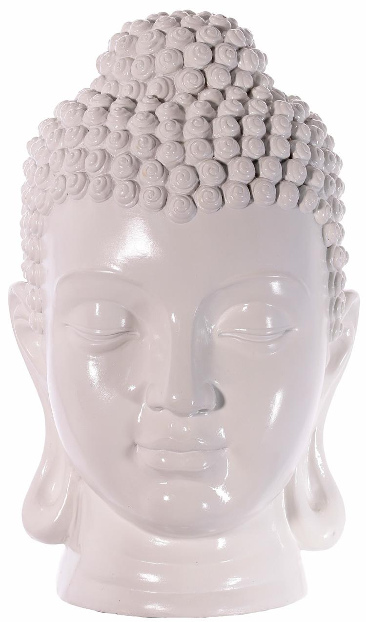 Boeddha hoofd,  39cm