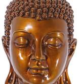Boeddha hoofd, 39 cm