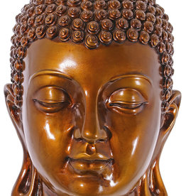 Buddha-Kopf, 39 x 20 x 20 cm