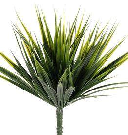 Grastoef, 126 bladeren, UV bestendig, 30cm (incl. stengel)