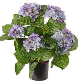 Hortensien 204 Blüten, 30 Blätter, 36 cm