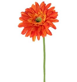 Gerbera single, Ø 12cm, 63 cm