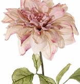 Dahlia, Ø 17cm & 9 hojas, 68cm