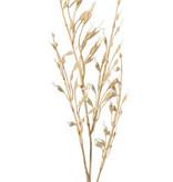 Rama de hierba con 4 grupos (20cm), 63cm