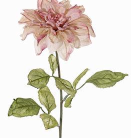 Dahlie, Ø 17cm & 9 Blätter, 68cm
