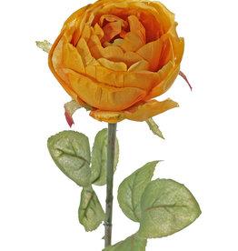 Rosa Diana, Ø 8cm, con 7 hojas, 36cm