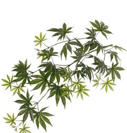 Acer maple artificial, 44 leaves, UV safe, 71 cm