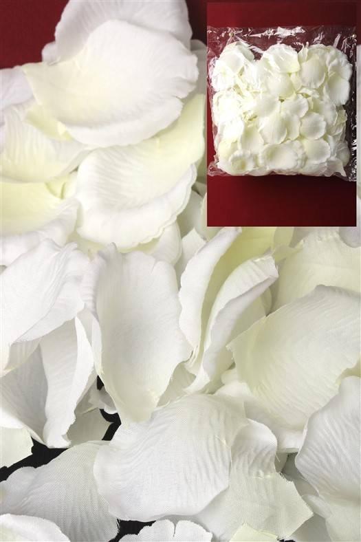 Rozenblaadjes los 300 stuks in plastic zakje