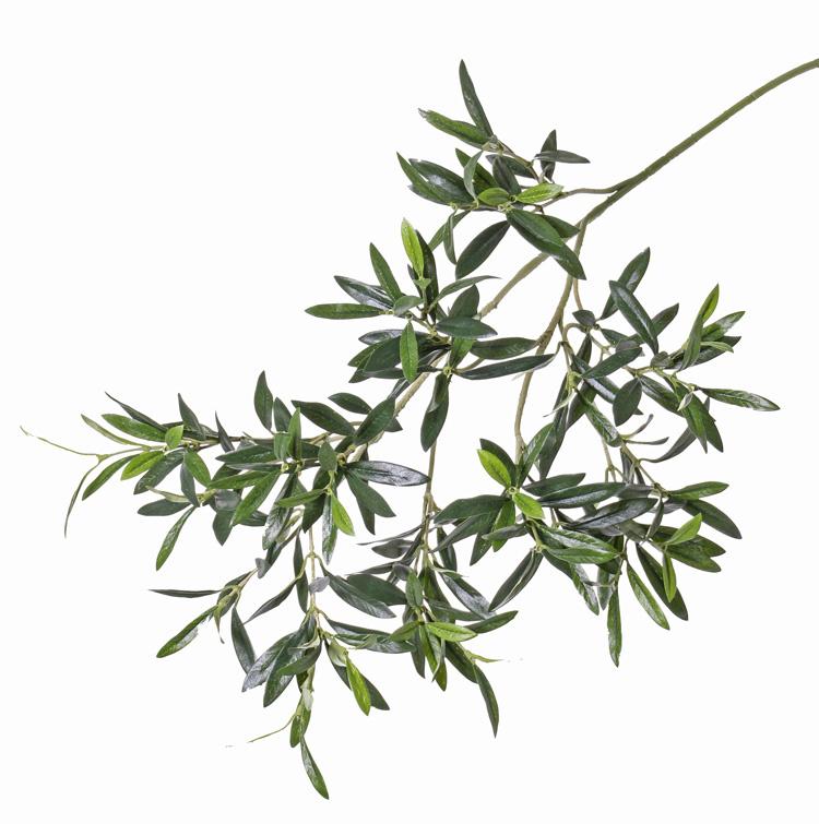 Olivenzweig 234 Blaetter 90cm - UV-Sicher