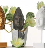 boeddha op stand 41cm