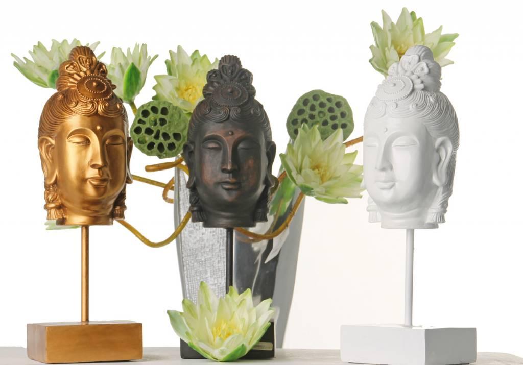 Buddha-Kopf klein 41cm