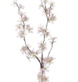 Rama en flor manzana x3, corto marrón 84cm