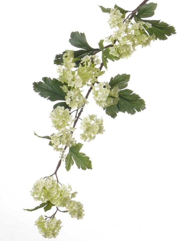 Viburnum spray - Schneeball - 86cm