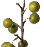 Apple twig de luxe with 22 apples 97cm (1 st in polybag)
