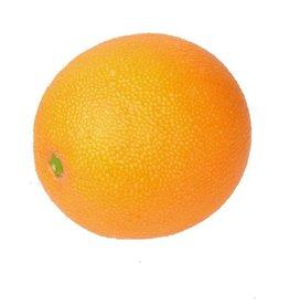 Naranja, agravado, 8cm