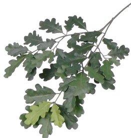 Oak spray, 42 leaves, 70cm FIRE-RETARDENT