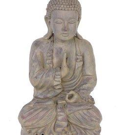 Boeddha zittend 45cm