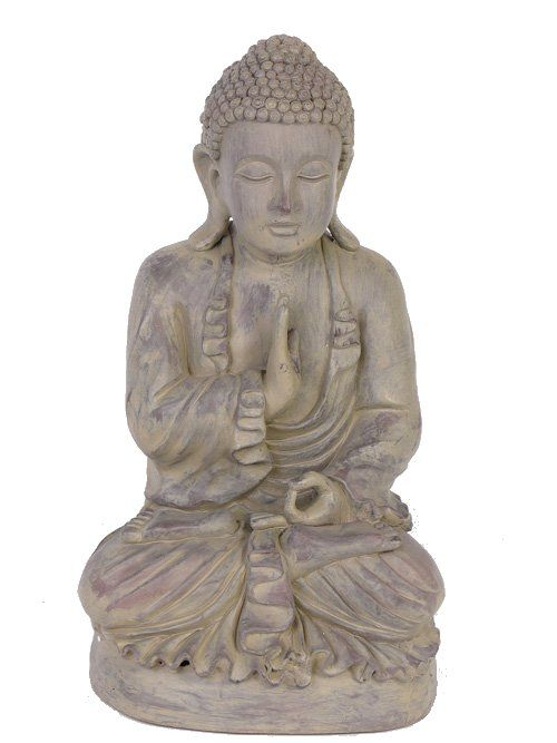 Boeddha sitting 45cm - special offer