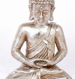 Boeddha sitting meditation, 30cm