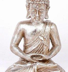 Buddha sitzend meditierend,  30cm