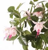 Fuchsiabush, 12 flores, 108 hoja, 30cm
