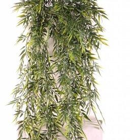 Bamboo hanger maxi plastic, x15 x195lvs, 85cm
