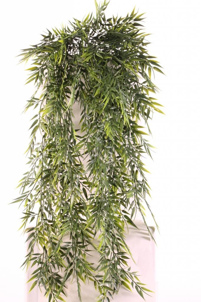 Bambushaenger maxi plastic x15x195Blaetter 85cm