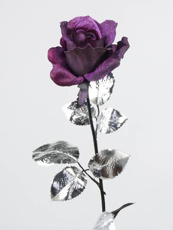 Rose Diamond satin x3 55cm
