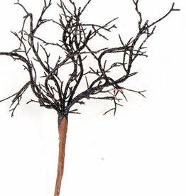 Navidad pick deco, centelleante, 23cm