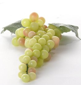 Weintrauben x90, und 2 Blaetter 28cm
