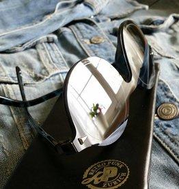 Retro Punk Sonnennbrille braun