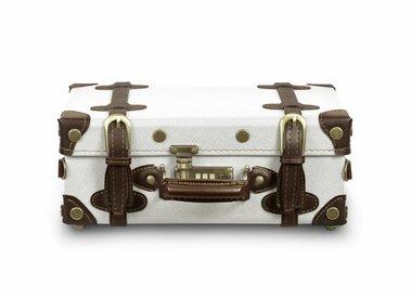 Big Messenger: Kleiner Koffer (37cm) mit Schultergurt