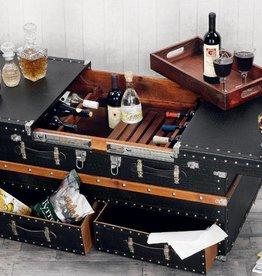 Hoff Interieur Tischbar schwarz