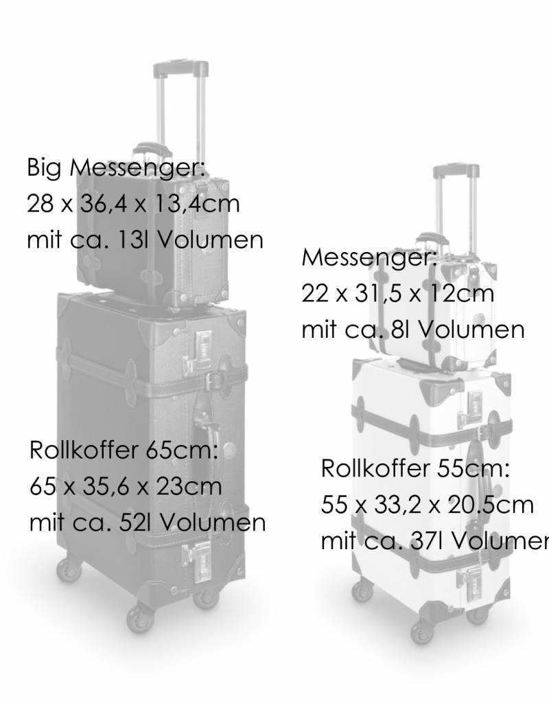 Island Rollkoffer 55cm Cabin Size