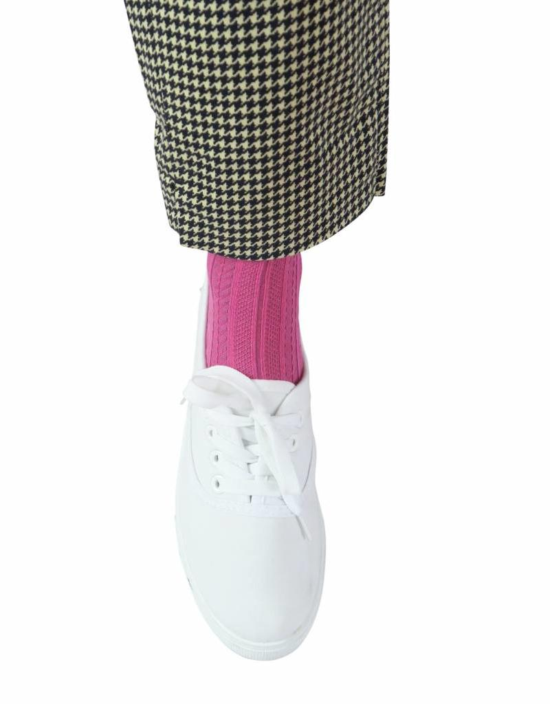 Retro Punk Retro SOX    Pink