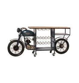 Hoff Interieur Motorrad Bar
