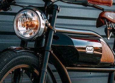 E - Chopper Bikes