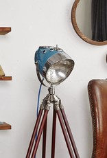 Retro Punk Scheinwerfer - Stehlampe