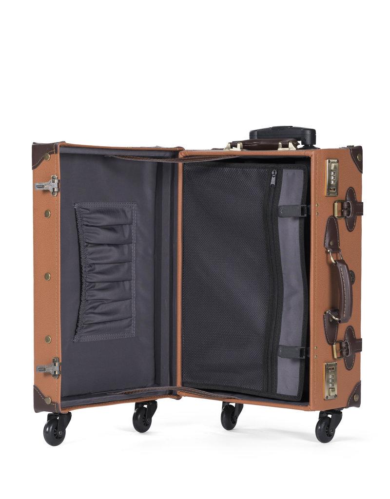 Retro Punk Desert Rollkoffer 55cm Cabin Size